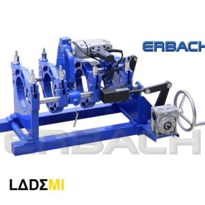 Механические аппараты ERBACH для сварки труб из ПЭ (ПНД)