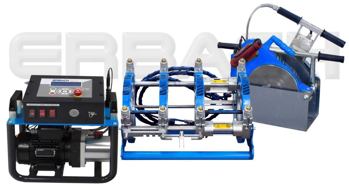 Профессиональный сварочный аппарат ERBACH T 250