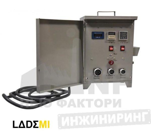 Щиток подключений и контроля эл. приборов аппарата NFRH 400 RWH